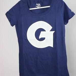 Georgetown Hoyas Scoop Neck T-Shirt
